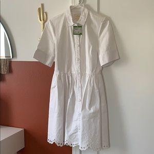 Kate spade shirt dress 6